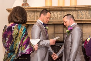 Personal vow exchange